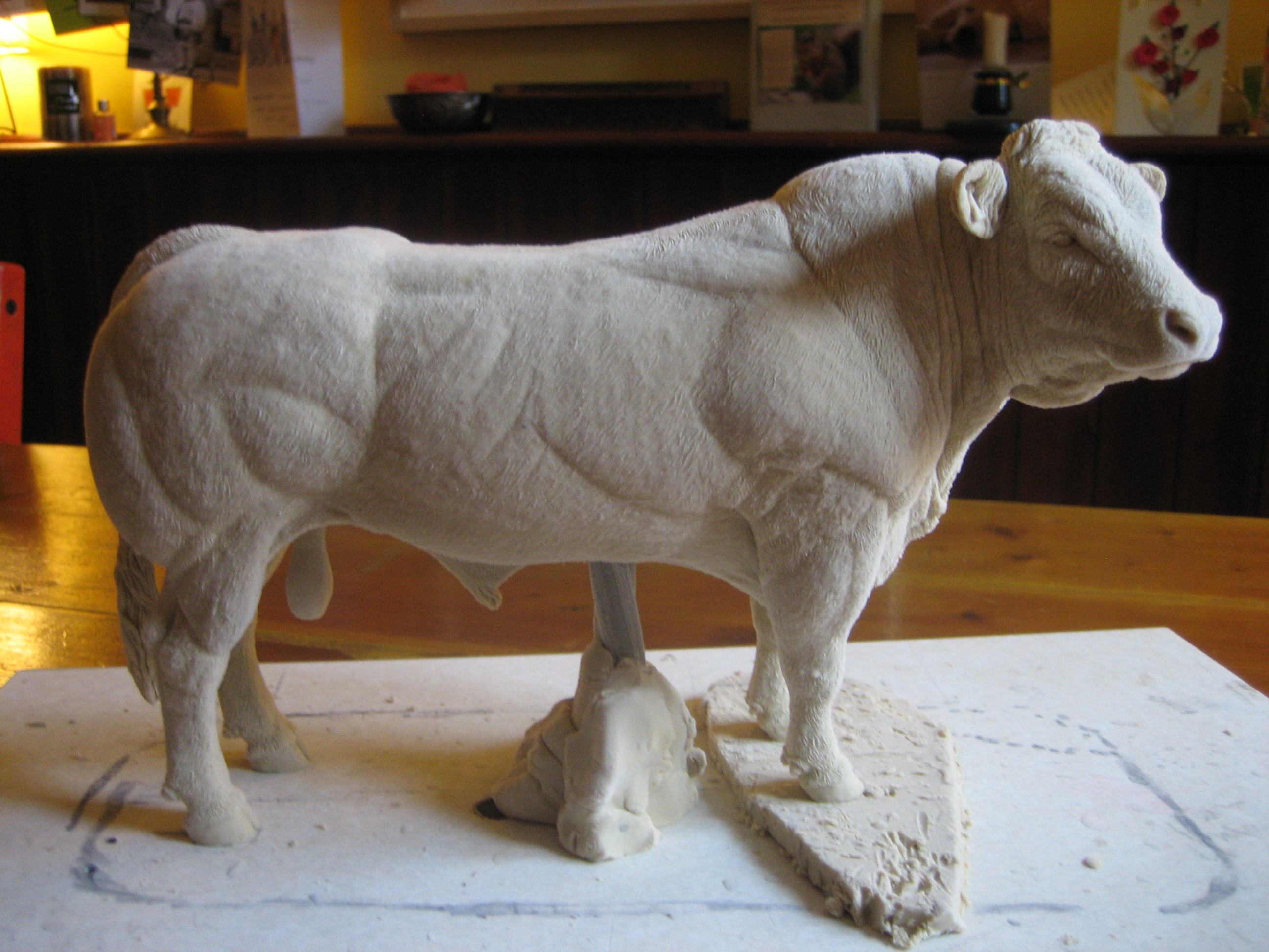 Kirsty armstrong animal sculpture artist i am an