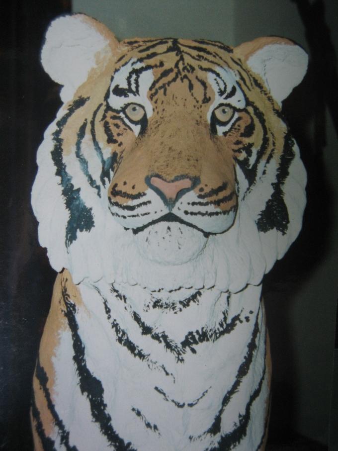 Ceramic Tiger 1993/4