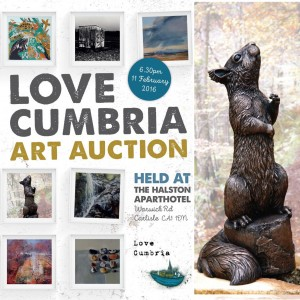 Love Cumbria Art Auction