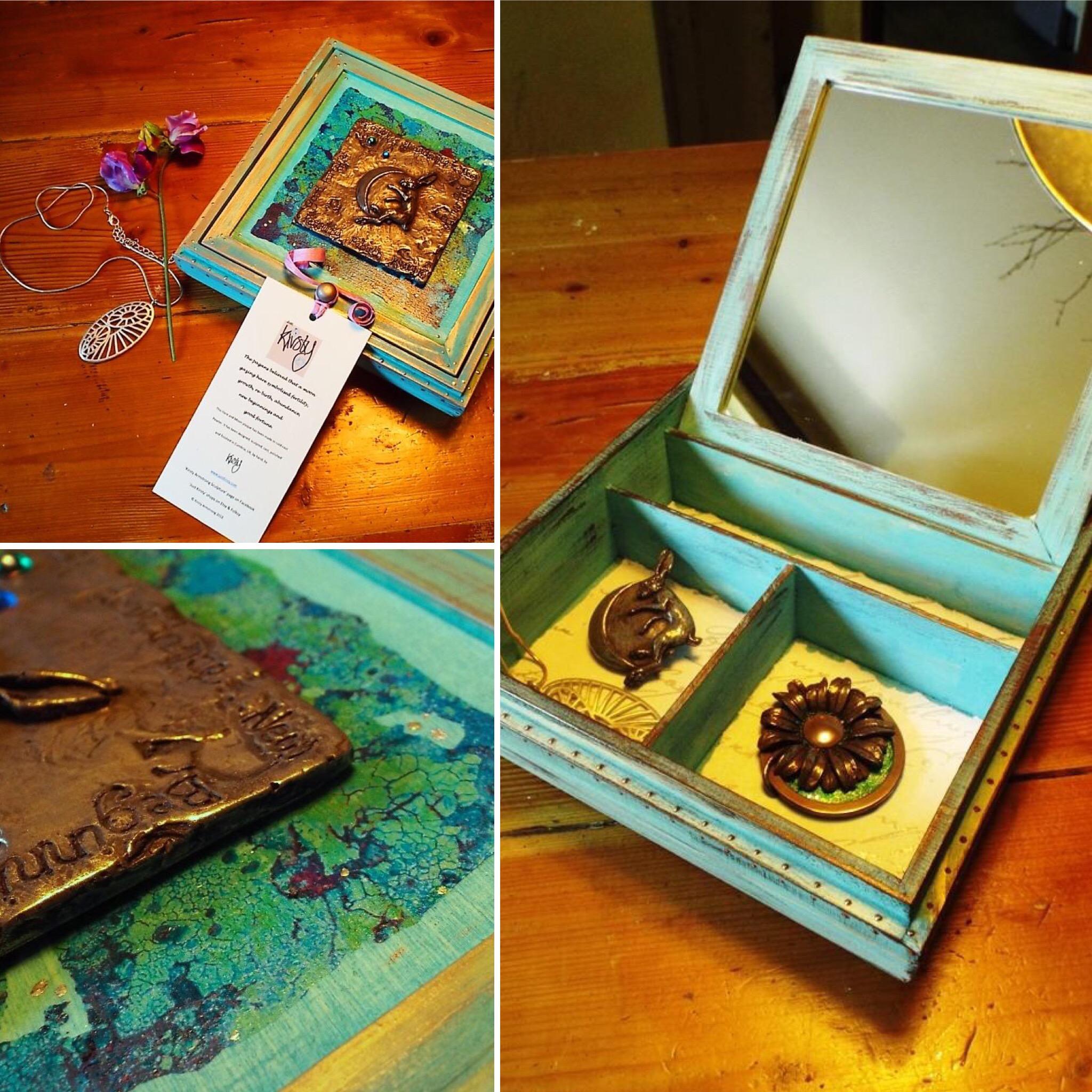 Hare and Moon box